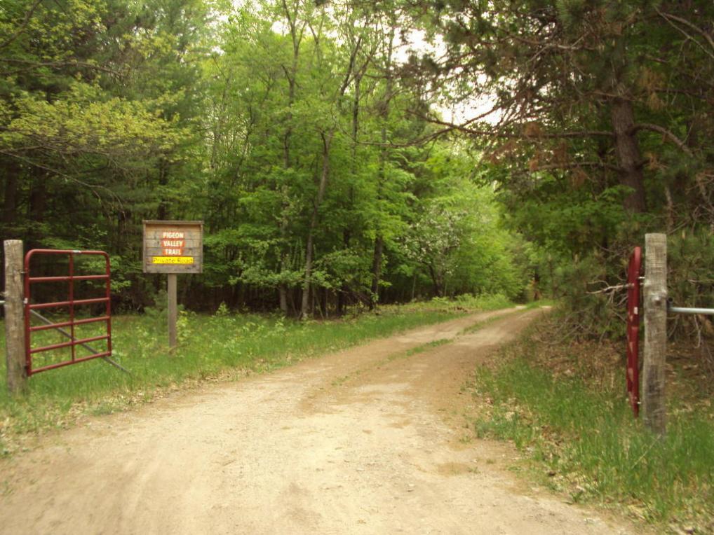 Pigeon Valley Trail, Afton, MI 49705