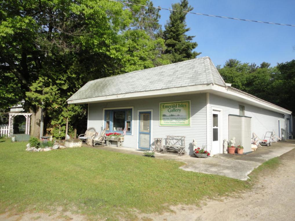 26189 Back Highway, Beaver Island, MI 49782