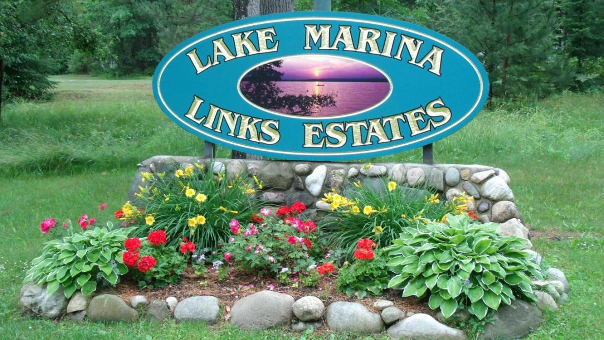 Lake Marina Drive, Indian River, MI 49749
