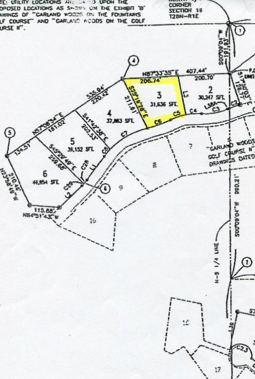 150 Garland Woods Lane, Lewiston, MI 49756