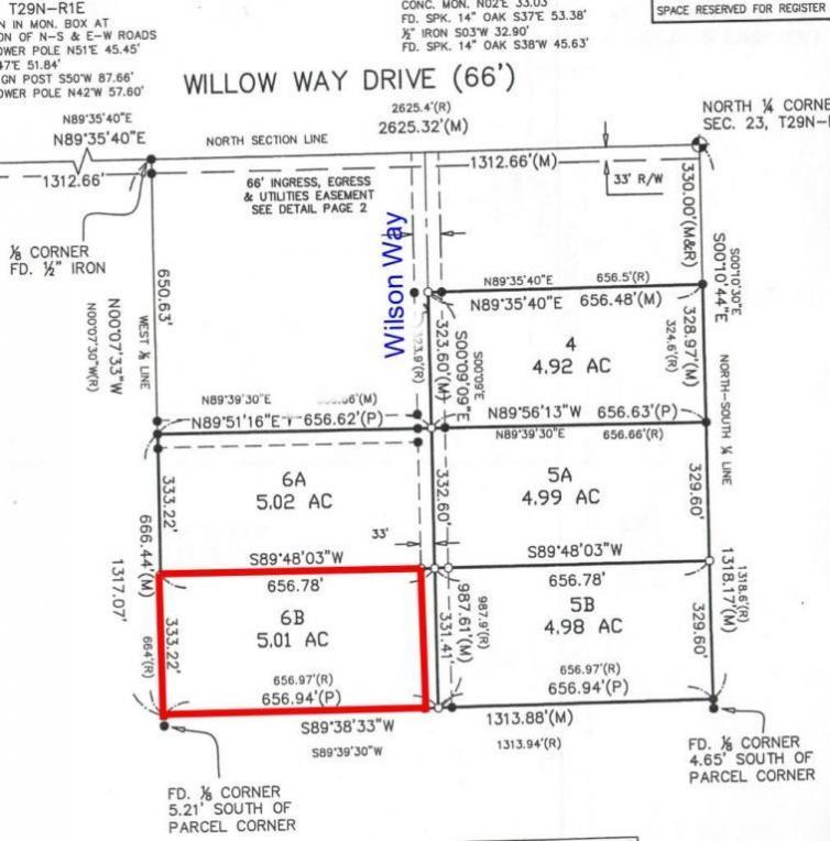 Wilson Way, Lewiston, MI 49756