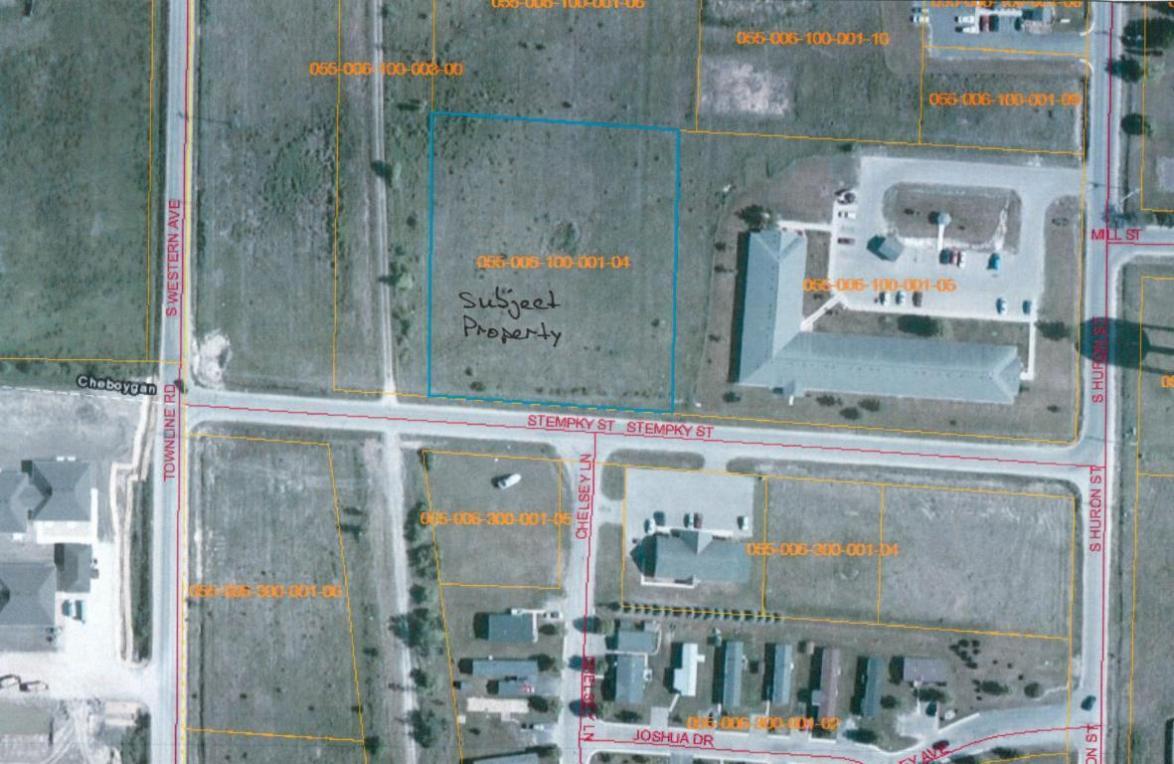 Stempky Street, Cheboygan, MI 49721