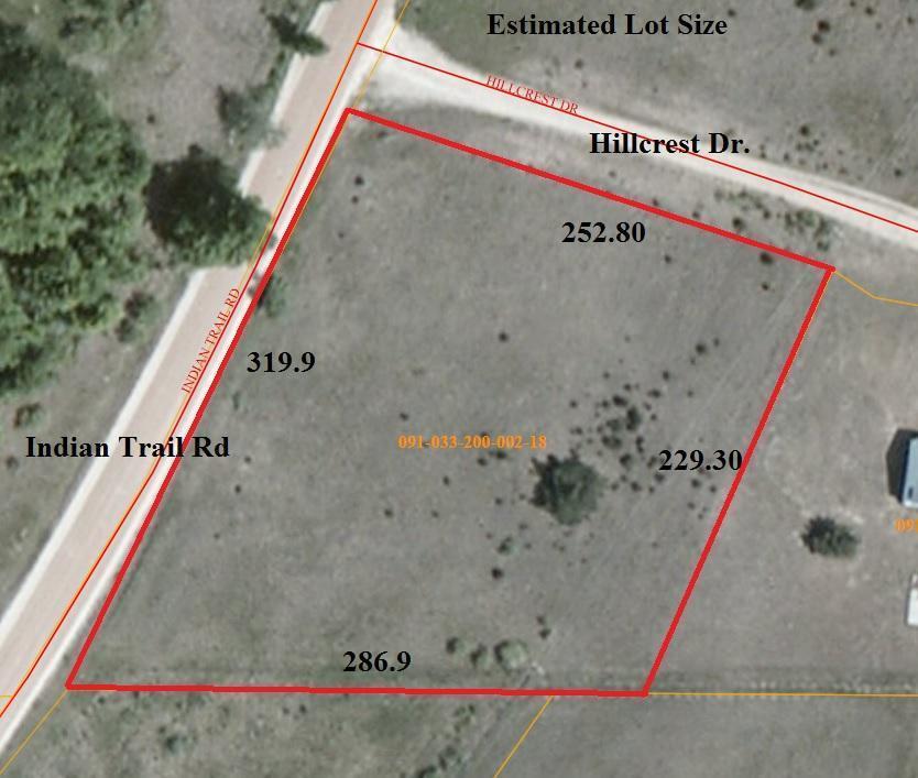 Indian Trail & Hillcrest, Cheboygan, MI 49721