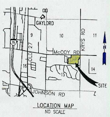 Krystal Meadow Lane, Gaylord, MI 49735