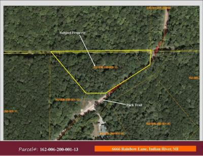 Photo of Park Trail, Indian River, MI 49749