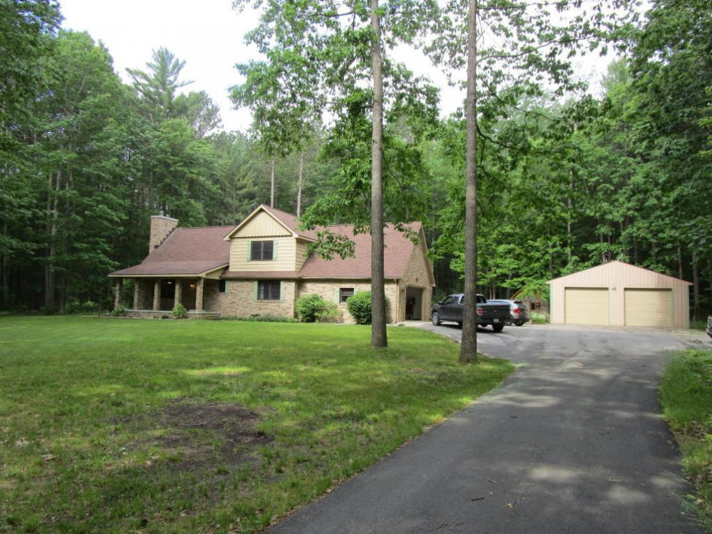 410 Indian Wood Trail, Indian River, MI 49749