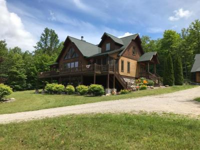 Photo of 9655 Brudy Road, Wolverine, MI 49799